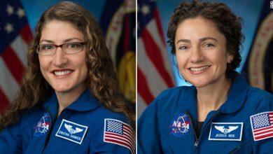 Photo of Sejarah Tercipta! Dua Astronaut Wanita Akan Menjelajah Angkasa