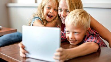 Photo of Cara Membimbing Anak di Tengah Pengaruh Konten Digital